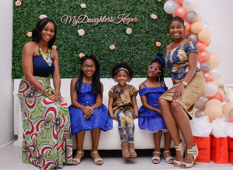 The First Annual I Am My Daughter's Keeper Brunch A Huge Success
