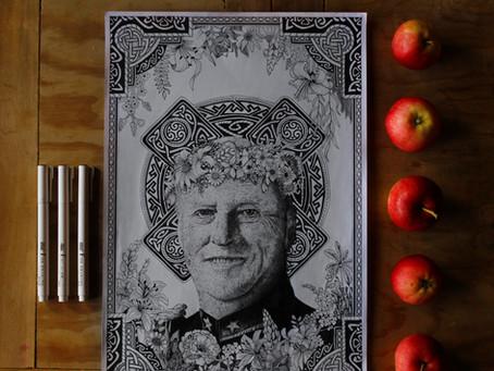 """""""Kongen av Norge"""""""