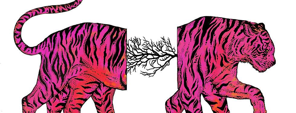 """""""pink tiger"""""""