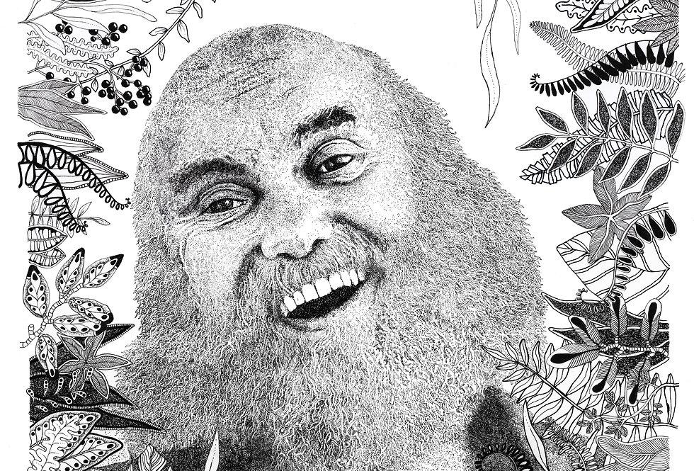 """""""Baba Ram Dass"""""""
