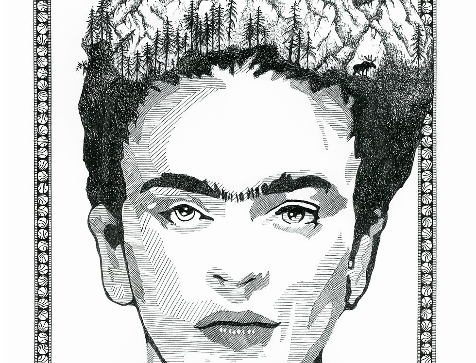 Norwegian Frida