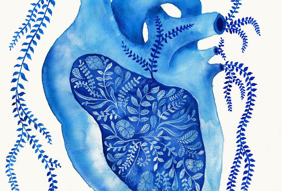 """""""Blue Heart"""""""