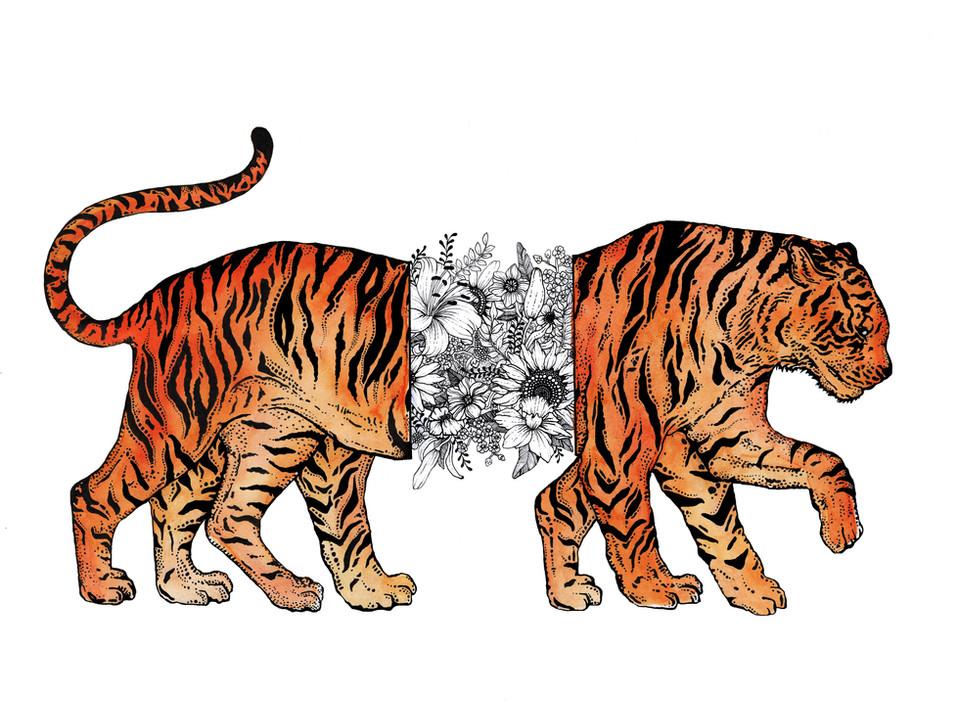 Botanical Tiger
