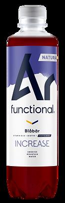 Ár Natural - Blåbär (koffeinfri)