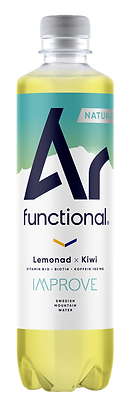 Ár Natural - Lemonad Kiwi