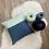 Thumbnail: Block Stripe Cushion