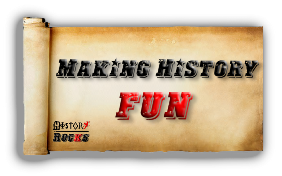 How do you make history 'fun'?
