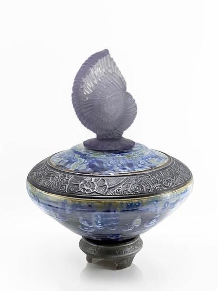 Ammonoidea Purple/Silver, 2020
