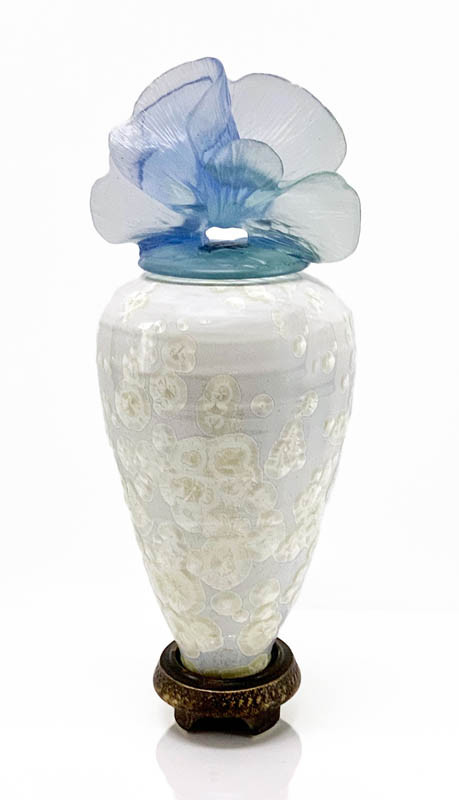 Padma Ivory Blue, 2020