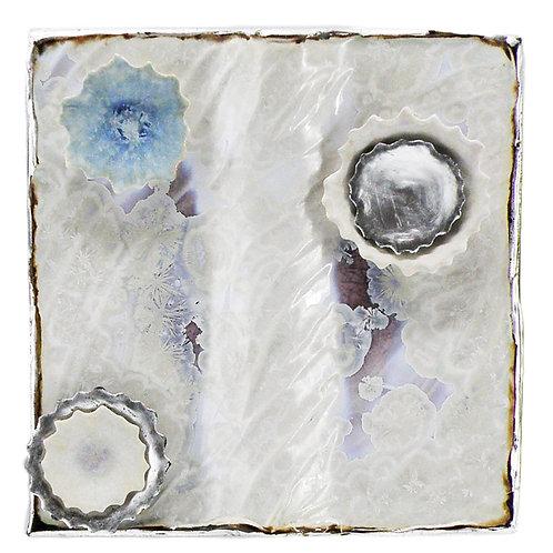 Wall Tile | Snow Silver