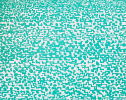 'TEMPLATE TURQUOISE' (2014)