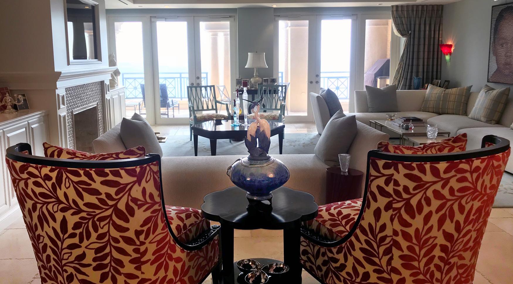 Debra Steidel's luxury interior designer