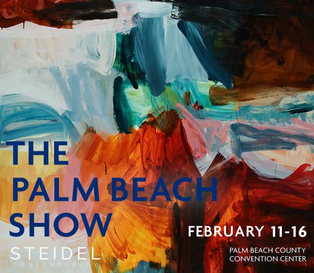 The Palm Beach Show 2020 LIVE & IN PERSON Art Fair