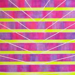 'PRISM YELLOW WHITE MAGENTA' (2014)