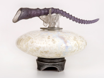 Cornu Amber Ivory,  2020