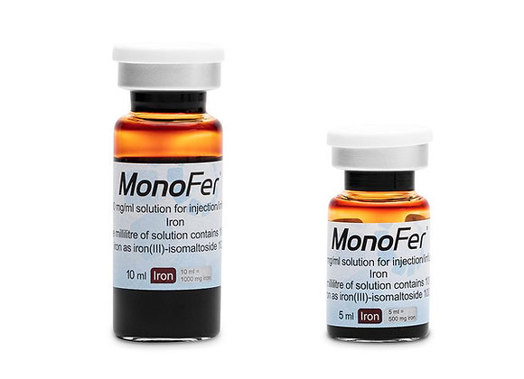 MonoFer® (Iron Isomaltoside)