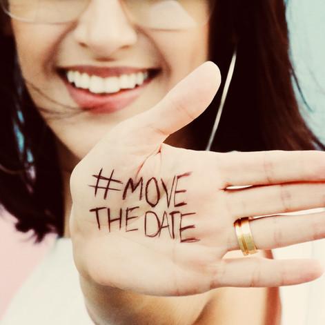 ESTAMOS EM DÍVIDA COM O PLANETA: AJUDE A 'MOVER A DATA'