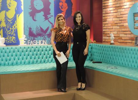 ENTREVISTA PROGRAMA 'É FASHION': MODA SUSTENTÁVEL, CONSUMO CONSCIENTE E MAIS!