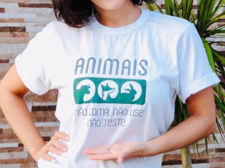 DIA MUNDIAL DO VEGANISMO - ANIMAIS: NÃO COMA, NÃO USE, NÃO TESTE!