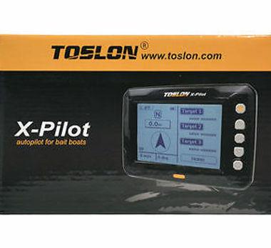 Toslon-X-Pilot-Autopilot-for-Bait-boats-