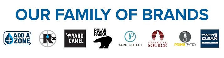 Family of brands