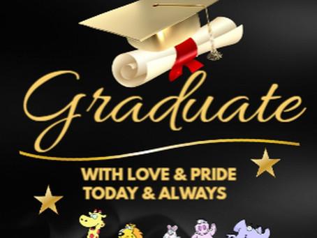 Grade R Class Graduates