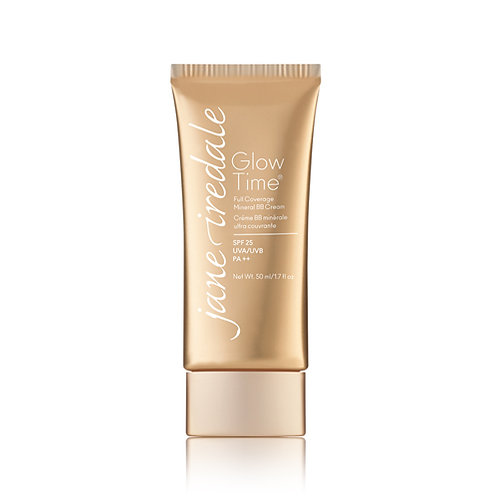 Glow Time- Full Coverage Mineral BB Cream