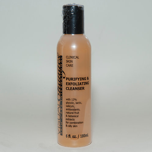 Purifying & Exfoliating Cleanser 12%