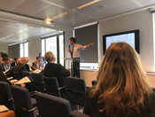 První workshop na setkání členů evropské bateriové aliance 25.4.2018