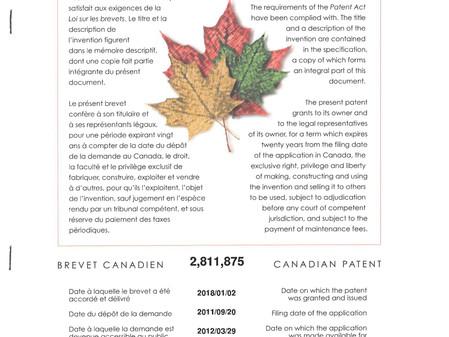 Společnost HE3DA získala nové patenty