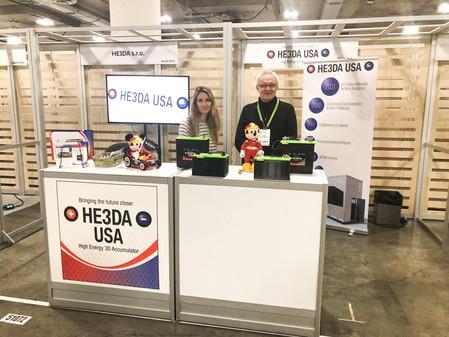 Dzień pierwszy na międzynarodowym targu technologicznym CES 2018