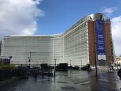 První setkání se zástupci EK v Bruselu 4.4.2018