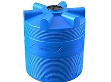 Ёмкость-накопитель подготовленной воды