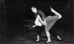 Hettie Loman's (i) Pleasure Spent (i), Valerie with Ronnie Curran