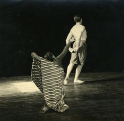Hettie Loman's (i)Born of Desire(i), Valerie with Warren Lamb