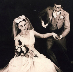 Hettie Loman's (i) Masquerade of the Heart (i), Valerie with Ronnie Curran