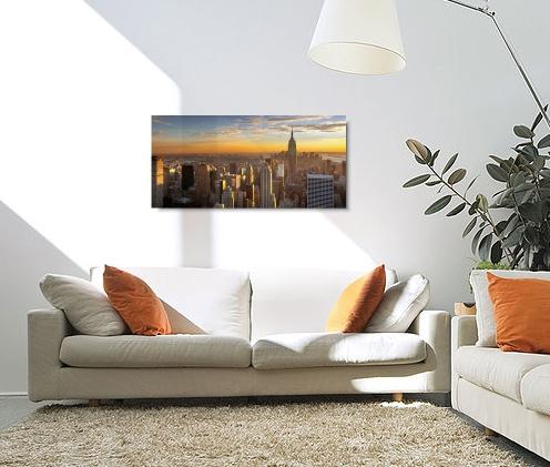 38x18 photo canvas