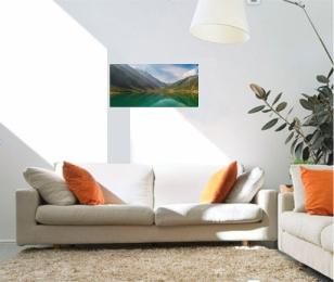 12 x 24 panoramic photo canvas