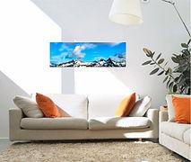 cheap panoramic canvas