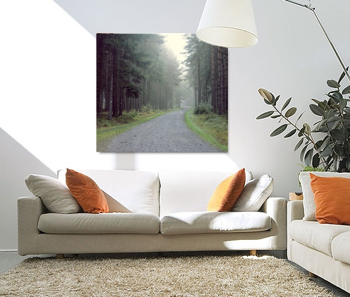 "42"" x 36"" photo canvas"
