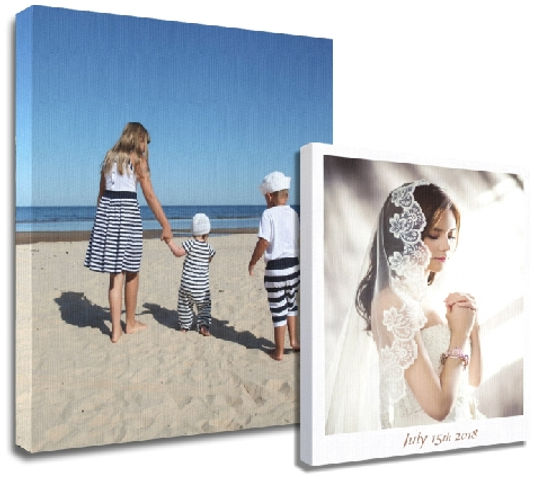 create your canvas prints
