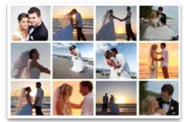 photo collage canvas