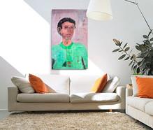 best Portrait Canvas Print
