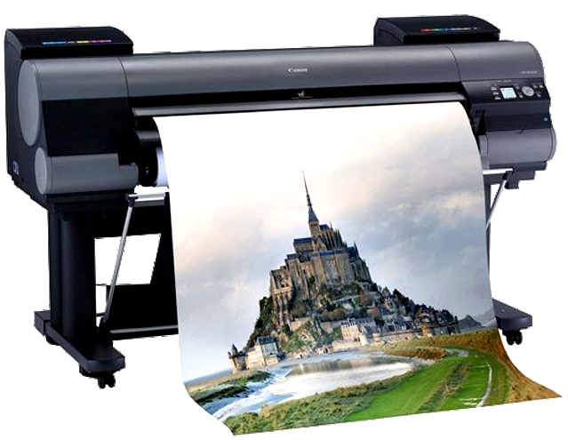 specialists canvas printer