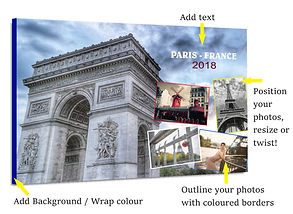 design your own collage