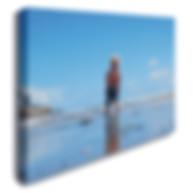 landscape photo canvas