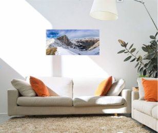 42 x 18 photo canvas