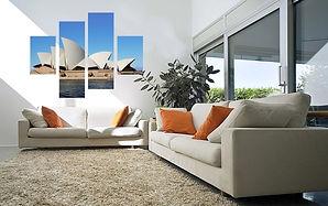 photo canvas split