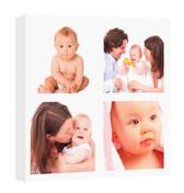 Collage Photo Cnavas family pics