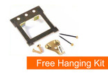 canvas photo hanging kit